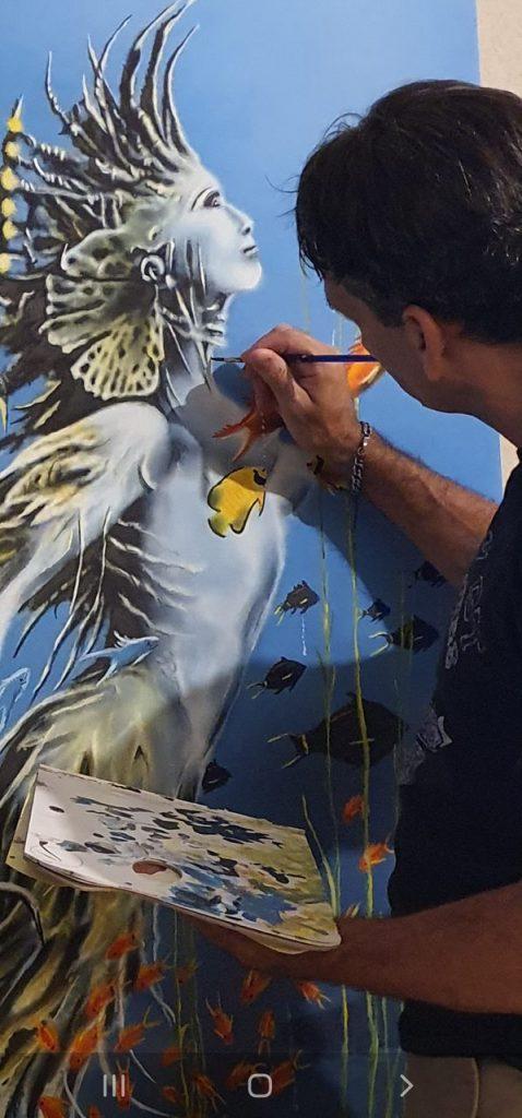 יהודה נוני צייר